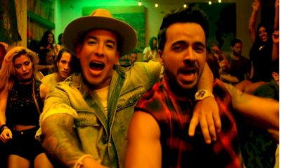 "Vevo: ""Despacito"" de Luis Fonsi e Daddy Yankee é o video mais assistido da década"