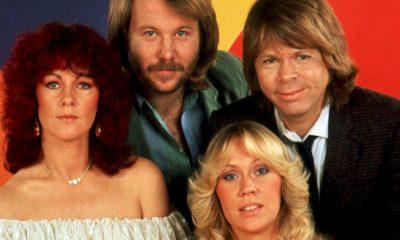"""ABBA: single """"Happy New Year"""" é relançado em vinil transparente de edição limitada"""