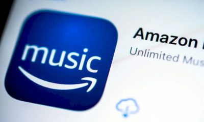Amazon Music oferece streaming gratuito de música