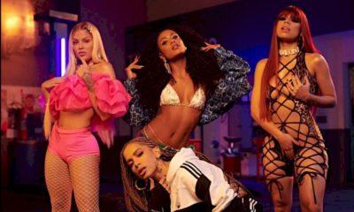 """Anitta recebe Lexa, Luísa Sonza e Mc Rebecca para uma edição especial de """"Combatchy"""""""