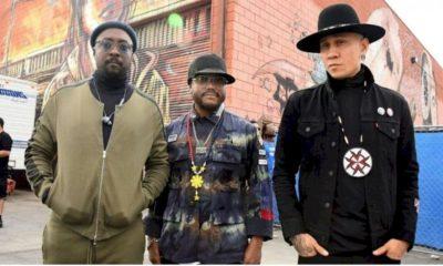 """The Black Eyed Peas: """"Aprendemos muito com J Balvin"""""""