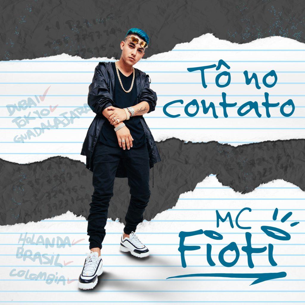 "MC Fioti lança o novo single ""Tô no Contato"""
