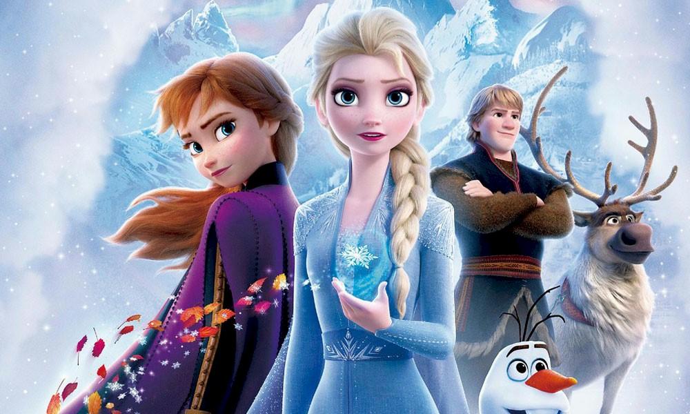 """Trilha sonora de """"Frozen 2"""" é disponibilizada em digital no Brasil"""