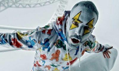 "J Balvin lança o single e clipe de ""Blanco"""