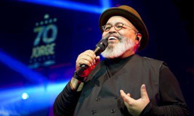 Jorge Aragão celebra 40 anos de carreira com show no Rio