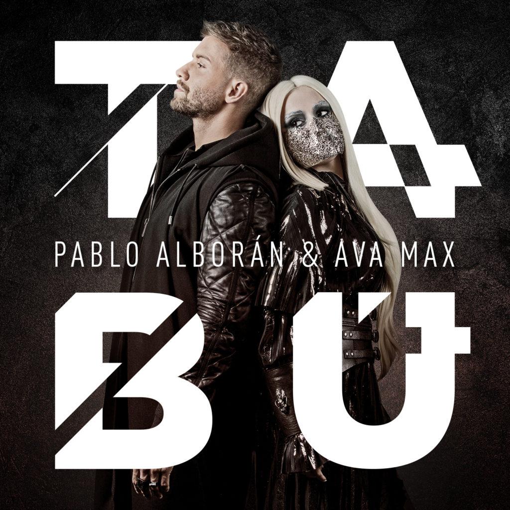 """Pablo Alborán lança o single """"Tabú"""" com colaboração de Ava Max"""