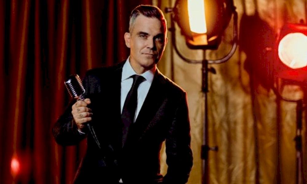Robbie Williams anuncia série de shows em Las Vegas em 2020