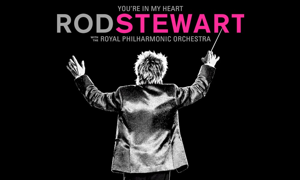 "Rod Stewart lança o álbum ""You´re In My Heart"" celebrando 50 anos de carreira"