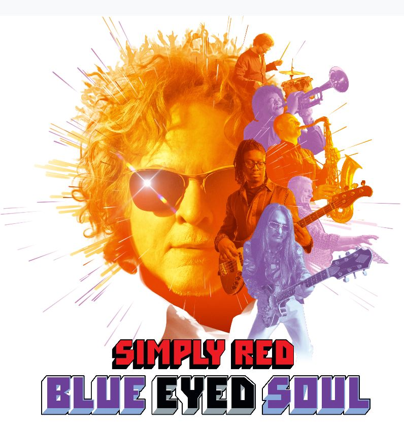 "Simply Red lança ""Blue Eyed Soul"" o 12º disco da carreira"