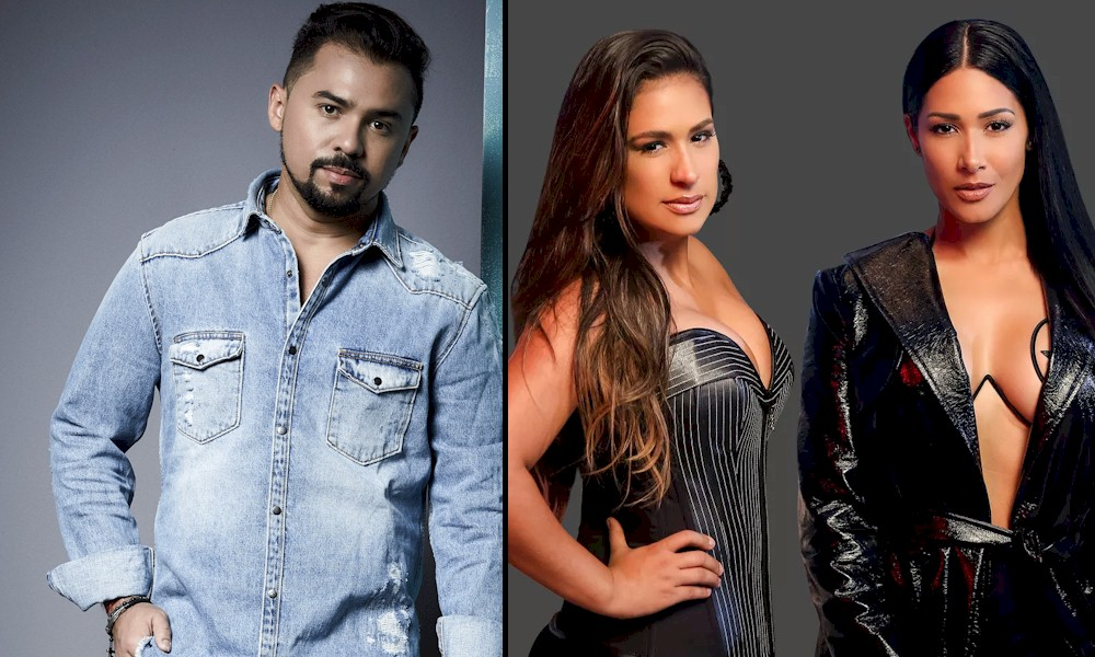 Xand Avião e Simone e Simaria se reúnem em São Paulo no mês de novembro