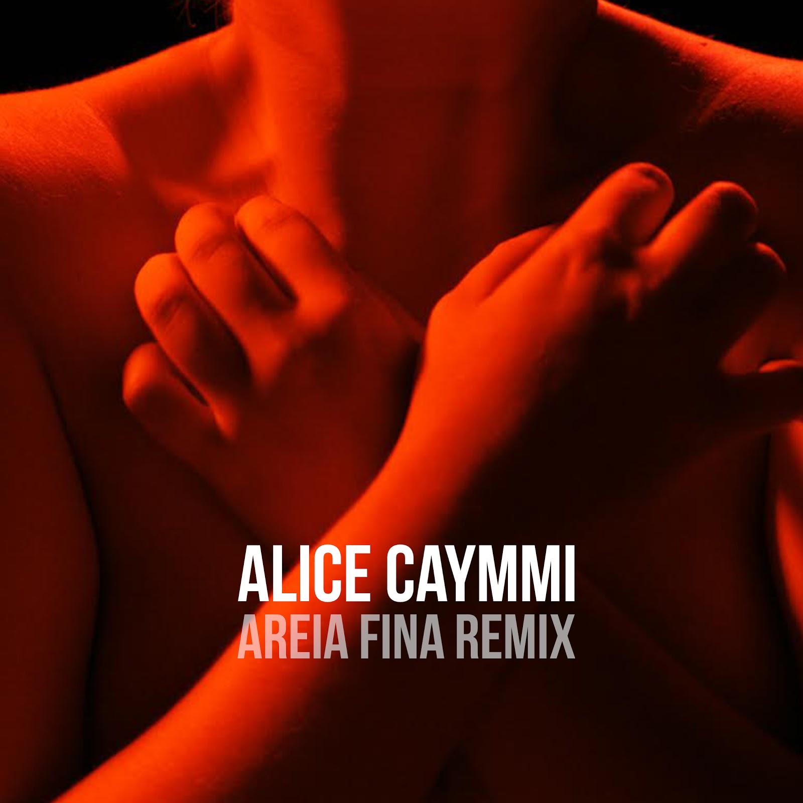 """Alice Caymmi lança clipe e remix de """"Areia fina"""" e anuncia novo álbum """"Elétrika"""""""