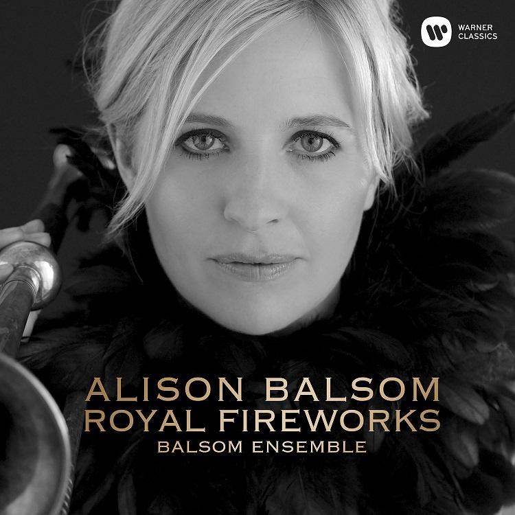 "Trompetista Alison Balsom lança álbum ""Music For The Royal Fireworks"""