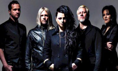 "Evanescence: remake de ""The Chain"", clássico do Fleetwood Mac, entra na Billboard"