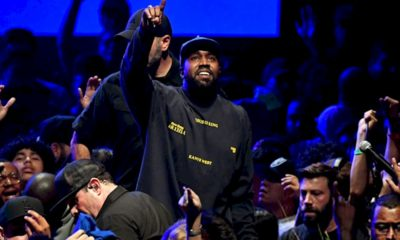 "Kanye West lança novo álbum ""Jesus Is Born"""