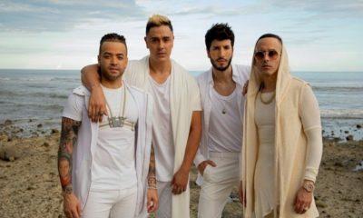 """Nacho, Joey Montana, Yandel e Sebastián Yatra se reúnem em """"Ya No Mas"""""""