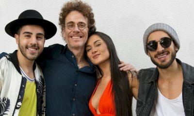 """Nando Reis se une ao trio Melim na nova versão de """"Onde Você Mora?"""""""