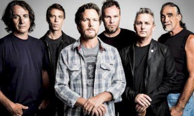 Pearl Jam realizará show comemorativo de 30 anos na Inglaterra