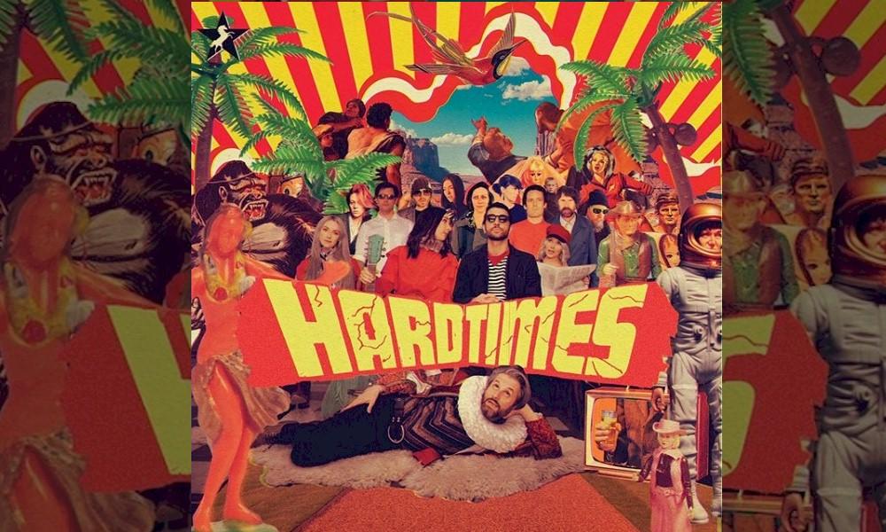 "Whyte Horses anunciam novo álbum ""Hard Times"""