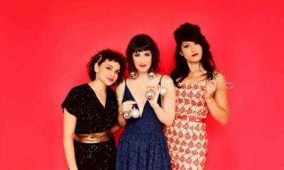 Puss N Boots, trio formado por Norah Jones, Sasha Dobson e Cathernie Popper lançam novo álbum