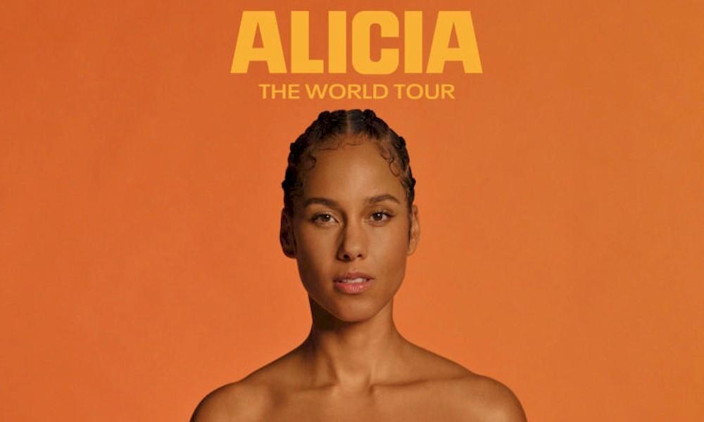Alicia Keys anuncia novo álbum e turnê mundial para março