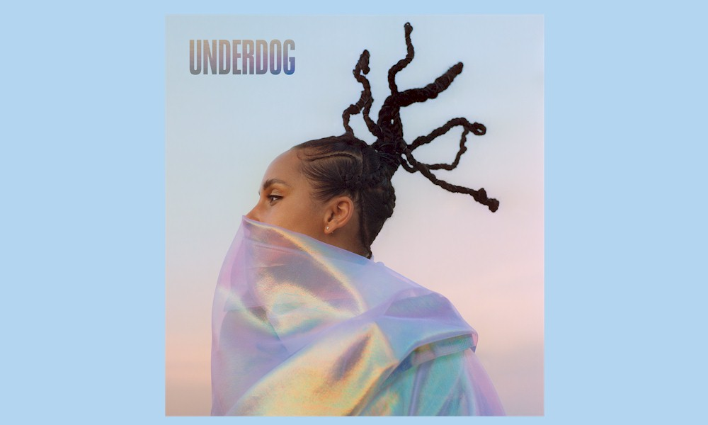 "Alicia Keys lança single e clipe de ""Underdog"""