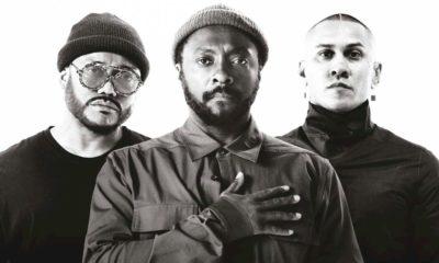 "The Black Eyed Peas alcança topo latino da Billboardo com ""RITMO"""