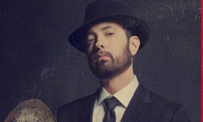 "Eminem lança seu novo álbum ""Music To Be Murdered By"