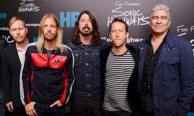 Foo Fighters preparam novo álbum para 2020