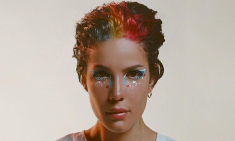 """Halsey lança o novo álbum """"Maniac"""""""