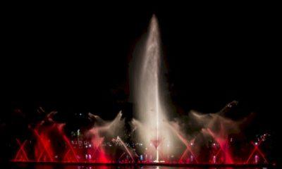 São Paulo: Fonte do Ibirapuera apresenta sucessos de Adoniran Barbosa, Tom Jobim e Rita Lee