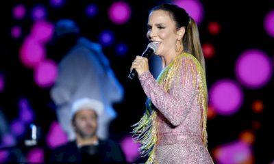 """Ivete Sangalo é homenageada nos EUA com """"Dia Ivete Sangalo"""""""