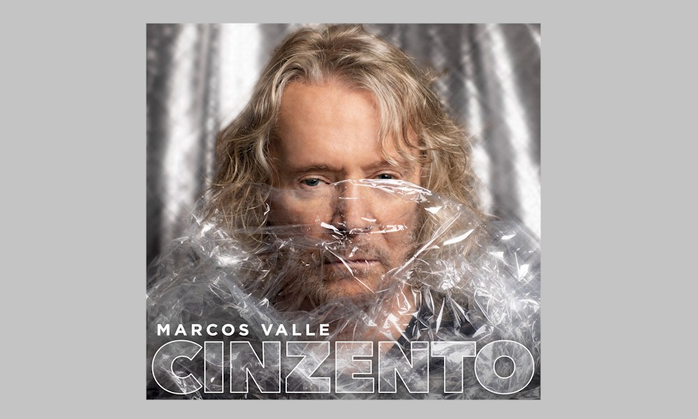 "Marcos Valle lança o novo álbum ""Cinzento"""