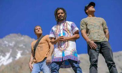 """Natiruts lança """"Exército da Paz"""", parceria com Jacob Hemphill, vocalista da banda Soja"""