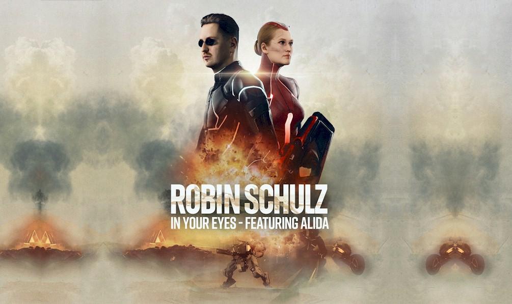 """Robin Schulz se une a norueguesa Alida no novo single """"In Your Eyes"""""""