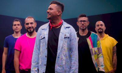 """Sorriso Maroto apresenta em São Paulo o show """"Ao Cubo, Ao Vivo, Em Cores"""""""