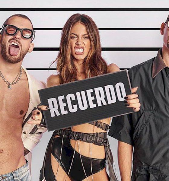"""Cantora Tini convida os venezuelanos Mau & Ricky para o single """"Recuerdo"""""""