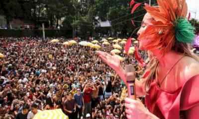 Carnaval de Rua de São Paulo em 2020 será o maior da história da cidade, diz prefeitura