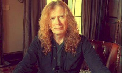 """Megadeth: """"Estou livre do câncer"""", revela Dave Mustaine"""
