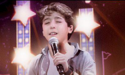 Aos 12 anos, Enzo Rabelo lança seu primeiro DVD ao vivo
