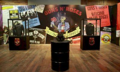 """""""Guns N´Roses Experience"""" acontece em shopping de São Paulo em março"""