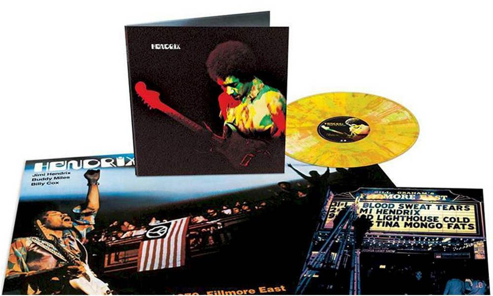 "Jimi Hendrix: álbum ao vivo ""Band Of Gypsys"" ganhará versão remasterizada de 50 anos em vinil"