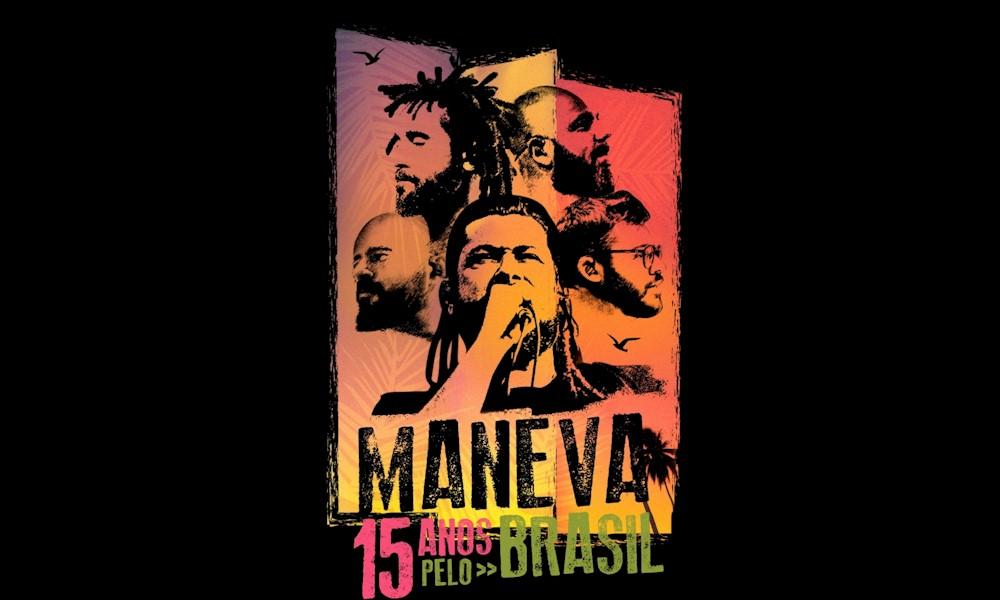 Maneva anuncia gravação de DVD que celebrará 15 anos de carreira