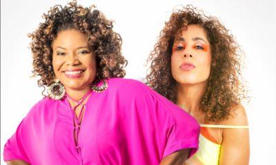 """Marcia Castro e Margareth Menezes cantam """"Arco-Íris do Amor"""" e refletem sobre liberdades comportamentais no Carnaval"""