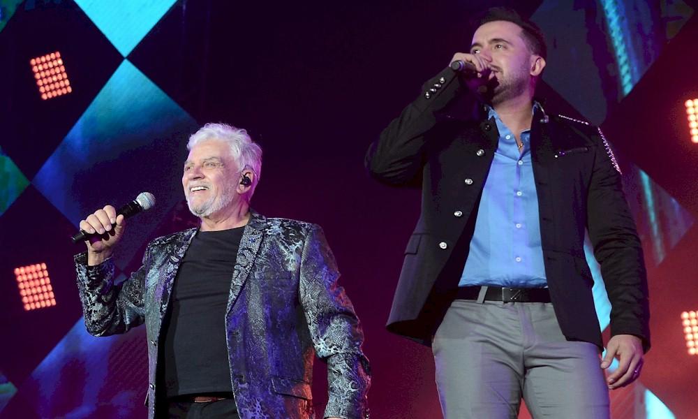 Matogrosso e Mathias: novo DVD terá participações de Henrique e Juliano, Felipe Araújo e João Bosco e Vinícius