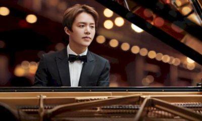 "Yundi lança álbum ""Chopin Piano Concertos Nos. 1 & 2"""