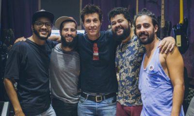 """Zimbra lança clipe de """"Quem Diria"""" com Dinho Ouro Preto"""