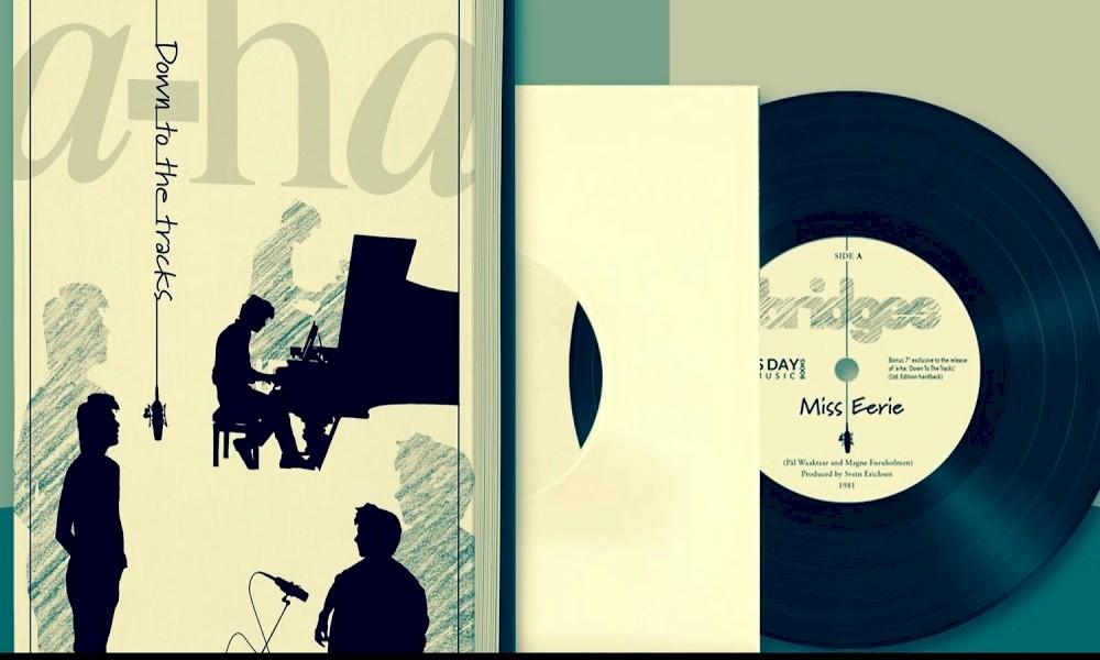 A edição limitada do livro A-ha: Down to the Tracks de Barry Page está marcada para ser lançada no dia 6 de abril. Todas as cópias dos livros incluirão