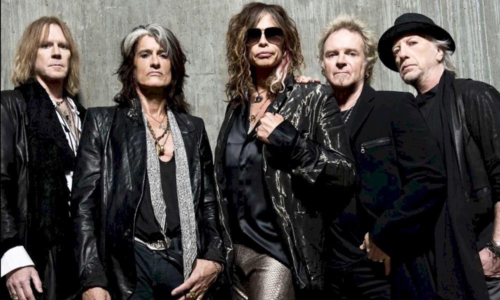 """Aerosmith sobre o coronavírus: """"Fique em casa o máximo que puder"""""""