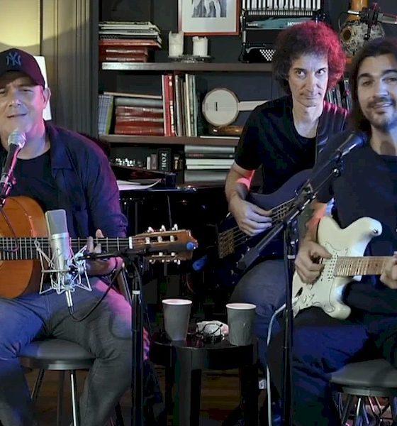 Coronavírus: Alejandro Sanz e Juanes substituem shows por transmissões ao vivo na web