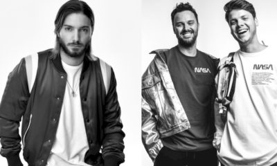 "Alesso e a dupla holandesa Dubvision lançam o single ""One Last Time"""